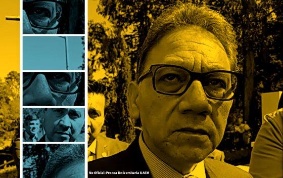 Alfredo Barrera Baca. Foto: Augusto López Velasco