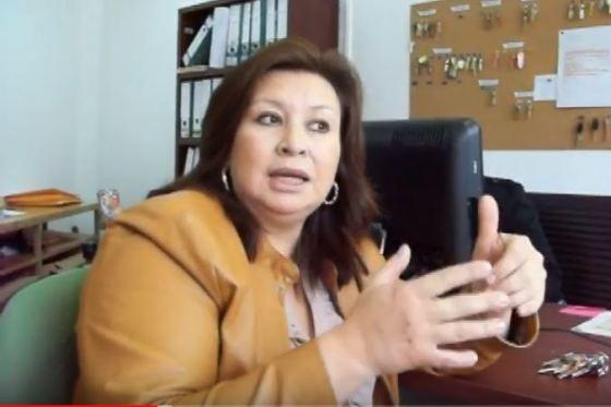 María Teresa García Rodea, Directora de la FACICO UAEM. Foto: Archivo/Augusto López