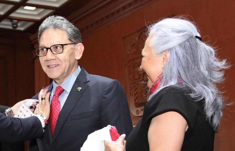 Alfredo Barrera Baca y María del Rosario Pérez Ugalde