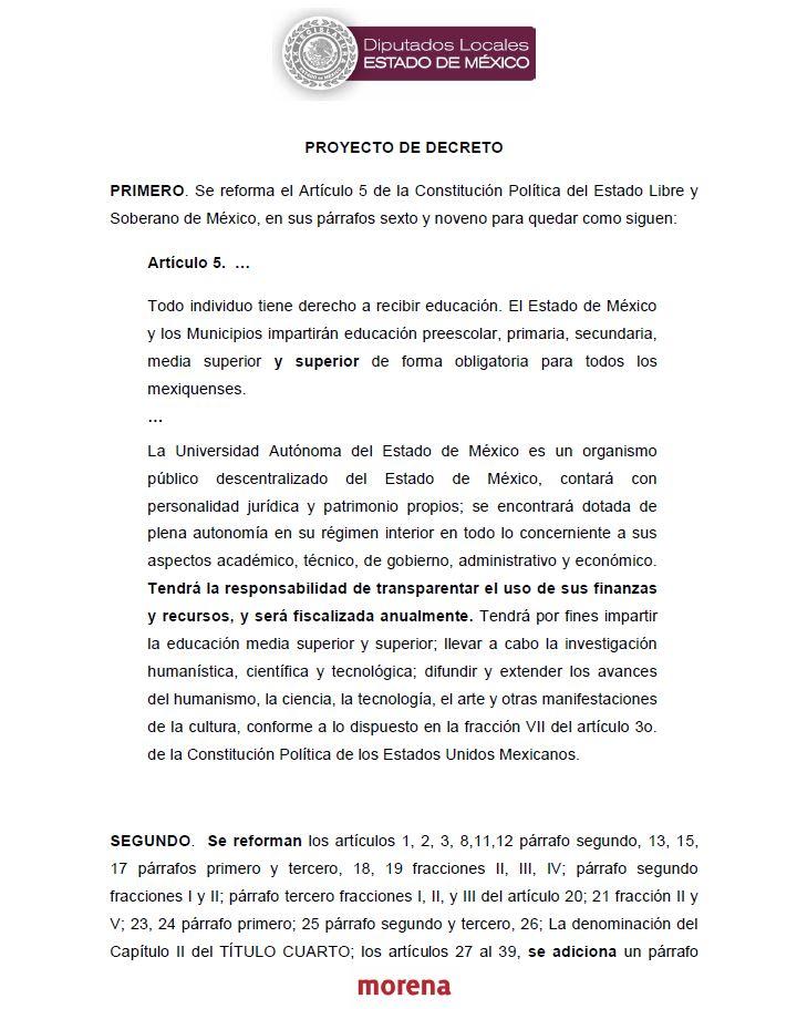 2019-04-04 23_14_06-LEY DE LA UAEM FINALl.pdf - Adobe Acrobat Reader DC