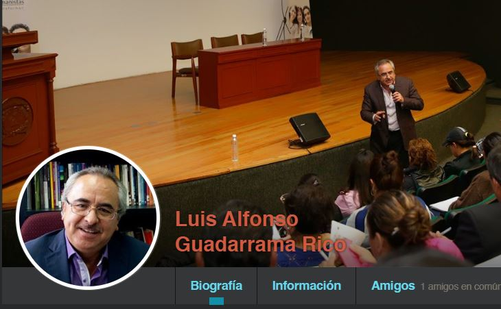 Luis Alfonso Guadarrama Rico